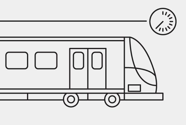 Сколько приходится ждать поезда в метро Нью-Йорка, Копенгагена, Брюсселя и Токио — Как у них на The Village