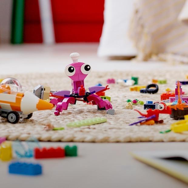Как LEGO меняет формат игры