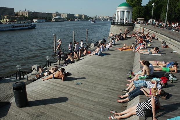7 прогулочных маршрутов по Москве на майские праздники