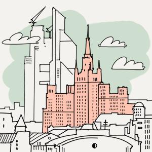 13 октября — Утро в Москве на The Village