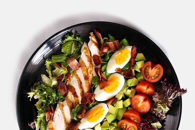 5 других салатов для новогоднего стола — Рецепты шефов на The Village