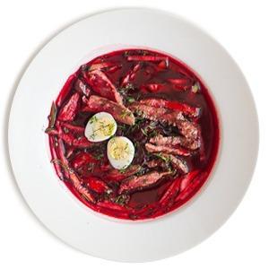 Сезонное меню: Холодные супы в ресторанах Петербурга — Кухня на The Village