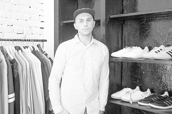 Андрей Монтанов, совладелец Utopia Showroom — Сделал сам на The Village