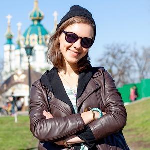 Внешний вид (Киев): Маша Драгина, поэт — Внешний вид на The Village