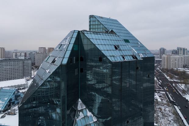 Самый известный долгострой Москвы — Москва в цифрах на The Village