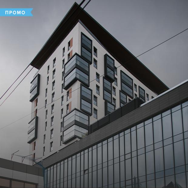 Окна без рам, «умный дом» и сад на седьмом этаже: Как устроен «Кандинский» — Архитектура на The Village