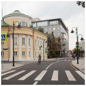 Обновлённая Пятницкая улица — Фоторепортаж на The Village