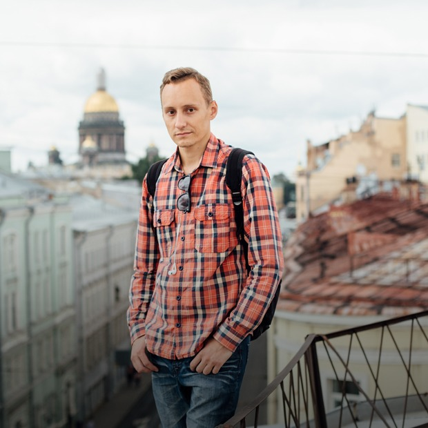 Руферы — о крышах Петербурга и экскурсиях по ним