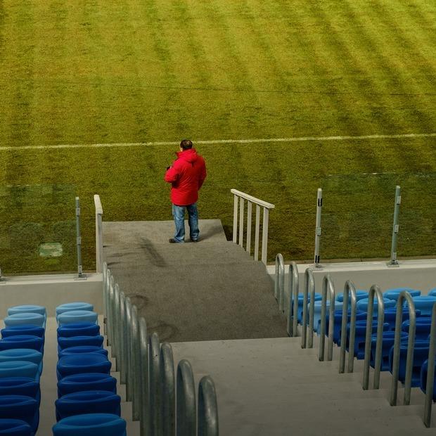Как выглядит достроенный стадион на Крестовском острове — Фоторепортаж на The Village