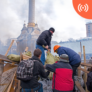 События в Киеве: 20 февраля — Прямая трансляция на The Village