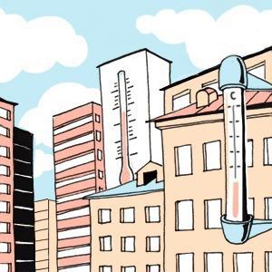 Есть вопрос: «Почему в разных районах Москвы разная температура?» — Есть вопрос на The Village