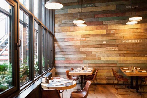Анна Масловская — о 10 надоевших приёмах оформления ресторанов — Рестораны на The Village