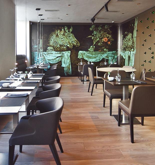 Новое место: Yuzu — Рестораны на The Village