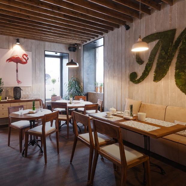 Ресторан «Можно» на Марата  — Новое место на The Village