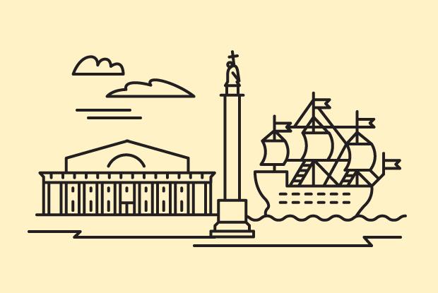 21 января — Утро в Петербурге на The Village