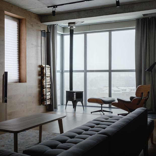 Минимализм в квартире на Малой Ямской — Квартира недели на The Village