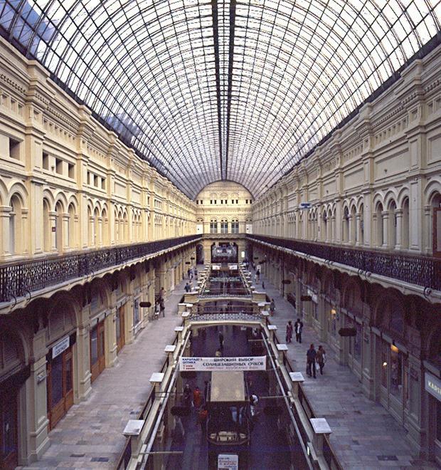 Камера наблюдения: Москва глазами Александра Викторова — Галереи на The Village