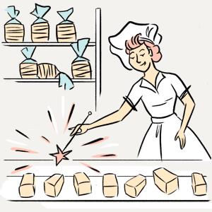 Почему американский сэндвичный хлеб хранится в 20 раз дольше, чем российский? — Есть вопрос на The Village