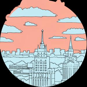 21 февраля — Утро в Москве на The Village