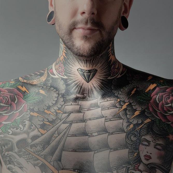 Группа с tattoo: Кто и почему делает татуировки с логотипами своих компаний — Облако знаний на The Village