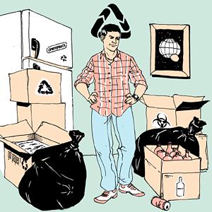 Личный опыт: Как сортировать мусор дома?