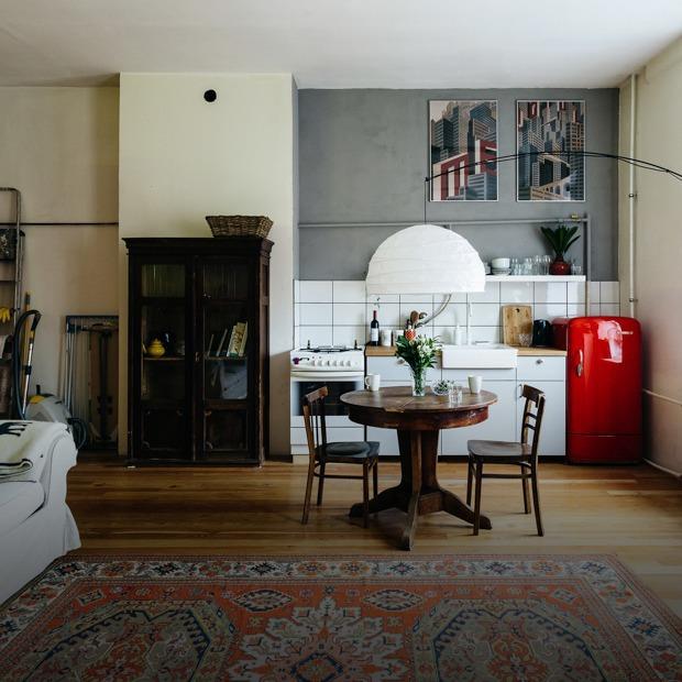 Уютная квартира в Коломне для молодой пары — Квартира недели на The Village