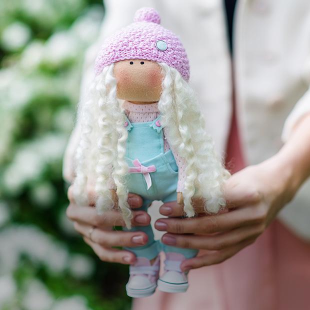 Где в Сочи купить игрушки ручной работы Tilda   — Гид The Village на The Village