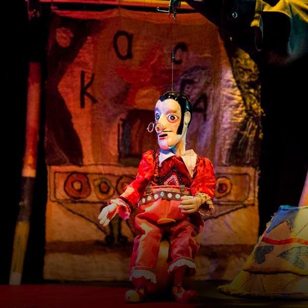 Почему вам нужно сходить на гастроли театра марионеток Резо Габриадзе — Театр на The Village