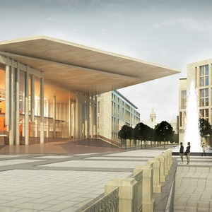 Суд идёт: четыре проекта квартала на месте «Набережной Европы» — Архитектура на The Village