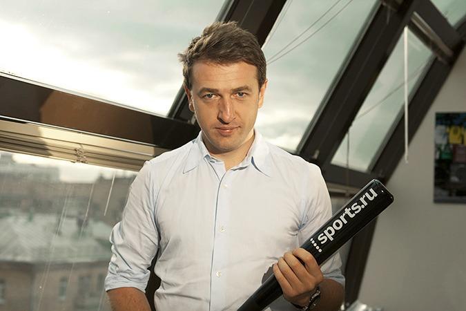 Дмитрий Навоша, Sports.ru: «Злейший конкурент спортивных медиа — социальные сети» — Интервью на The Village