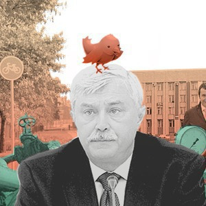 Меньше слов, больше дела: Твитеры петербургских чиновников