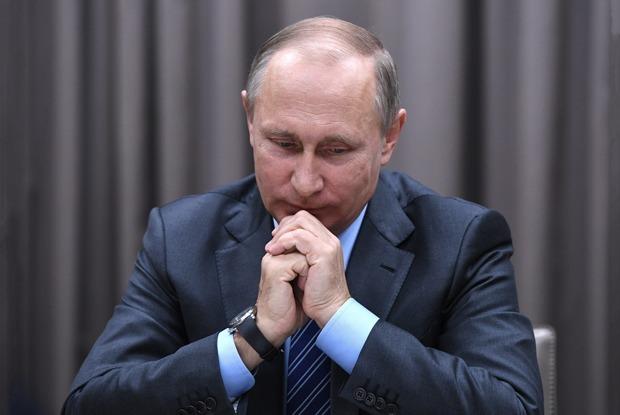 Прямой эфир: пресс-конференция Владимира Путина — Онлайн на The Village