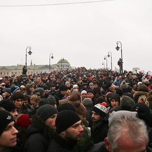 Фоторепортаж: Митинг против фальсификации выборов — Фоторепортаж на The Village