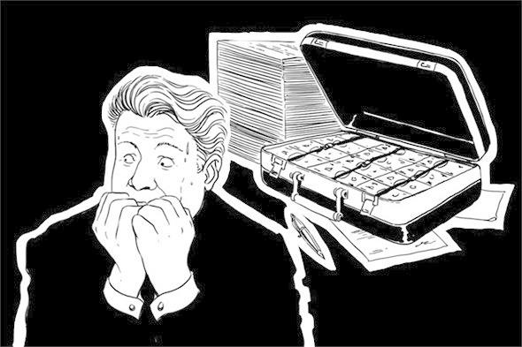 Микроблогер @KermlinRussia о своём микробизнесе