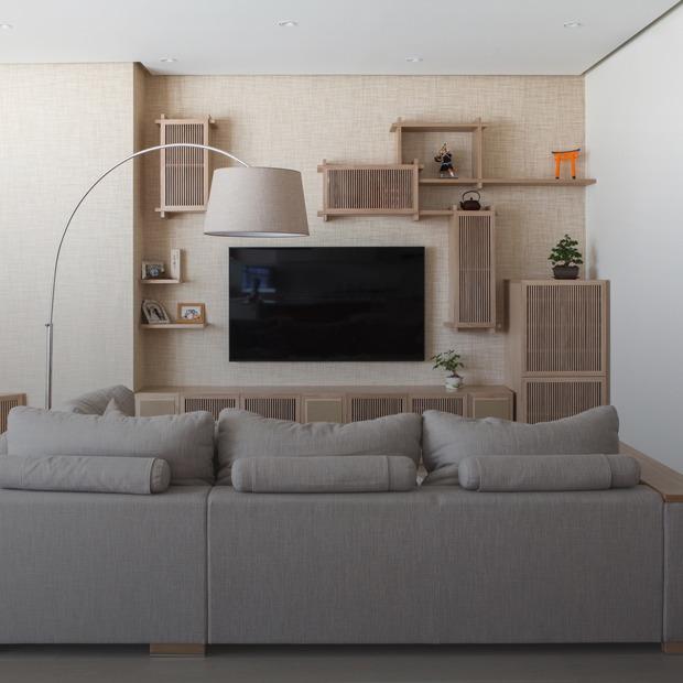 Японский минимализм в Москве — Квартира недели на The Village