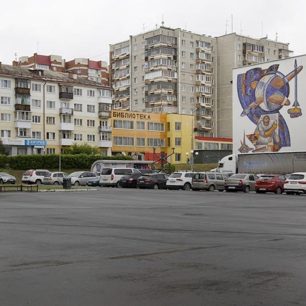 Фоторепортаж. Как через семь лет Первоуральск станет новым парком Горького