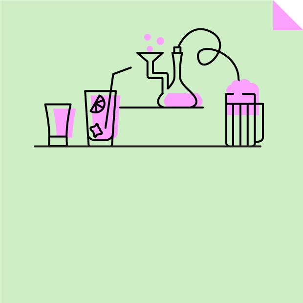 30 алкогольных коктейлей на все случаи жизни