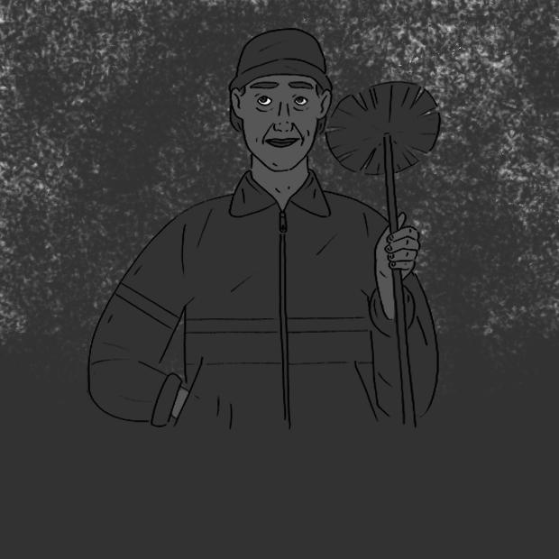Петербургский трубочист — о крышах, опасностях и Fairy для душа — Личный опыт на The Village