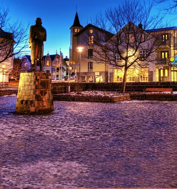 Дневник города: Рождество в Рейкьявике — Дневник города на The Village