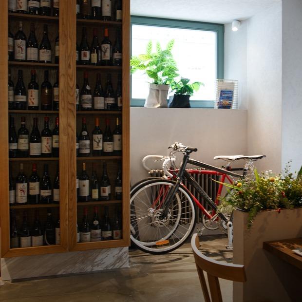 Tilda Food & Bar в Большом Палашевском — Место на The Village