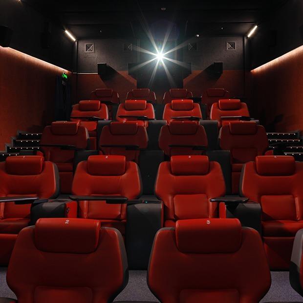 Новое место: Кинотеатр «Иллюзион парк» в Находке — Индустрия на The Village