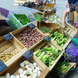 На «Стрелке» пройдёт второй фермерский рынок «Лавки» — Ситуация на The Village