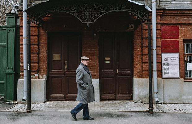 Олег Рябов — о Парке Кулибина, нехватке мифов и лавочке Даля — Любимое место на The Village