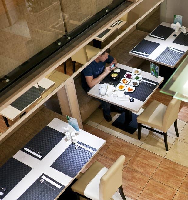 Ресторан «Кимчи» — Новое место на The Village