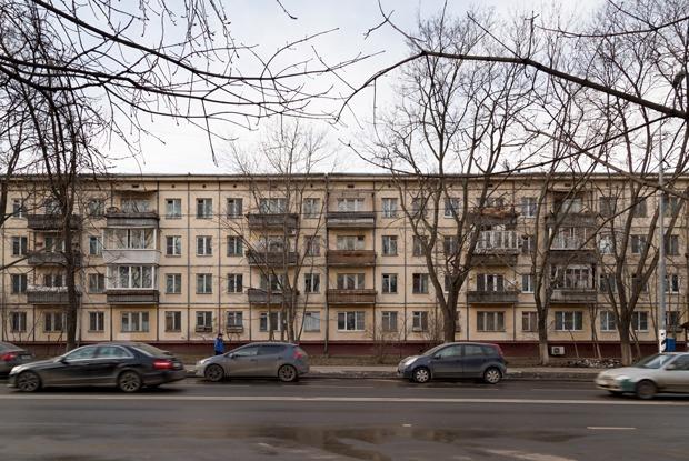 Что потеряет Москва со сносом хрущевок — Простые числа на The Village