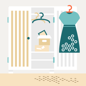 Как навести порядок в шкафу — Гид The Village на The Village