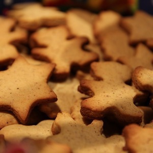 Ароматное имбирное печенье — Рецепты читателей на The Village