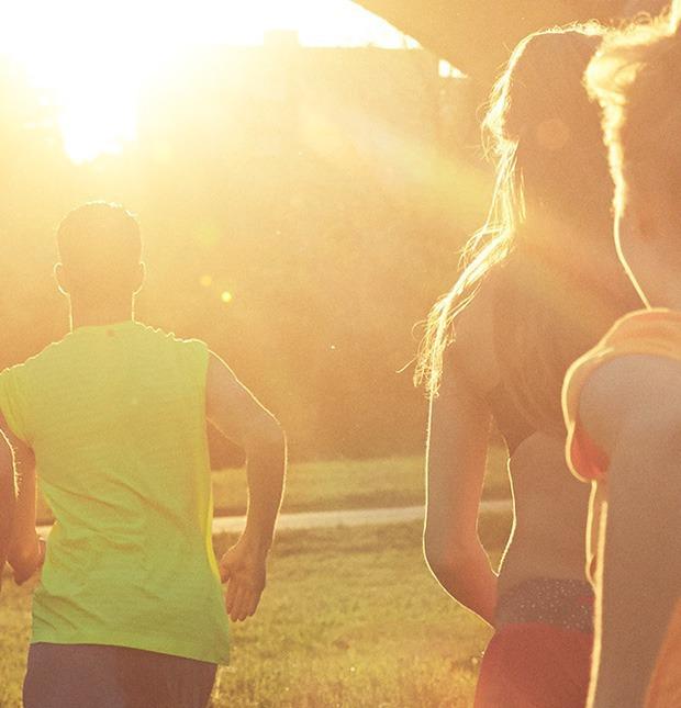 Как пробежать свои первые 10 километров — 10К на The Village