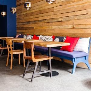 7 кафе, баров и ресторанов, открывшихся в августе — Новое в Петербурге на The Village