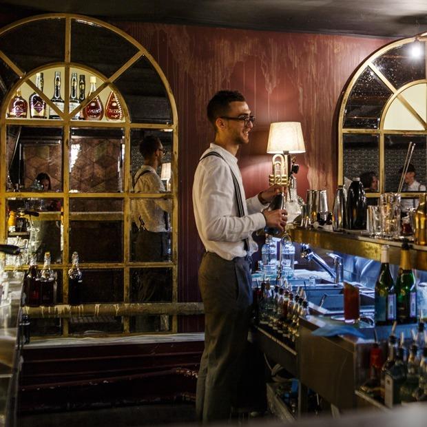 Джаз и коктейли: The Bix в Большом Козихинском — Место на The Village